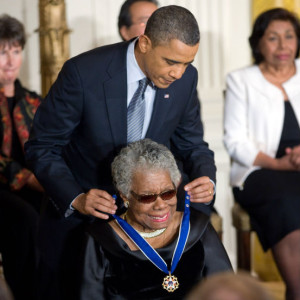 Can Maya Angelou Inspire You to Share Your Gifts?