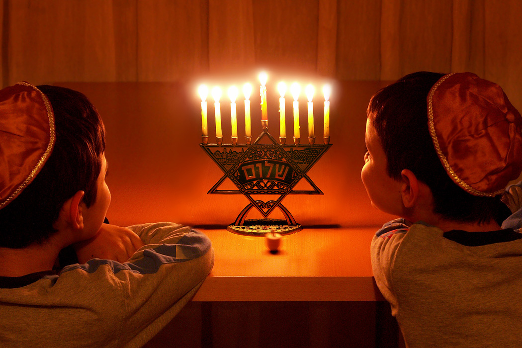 Happy Chanukah as we begin the holiday season!