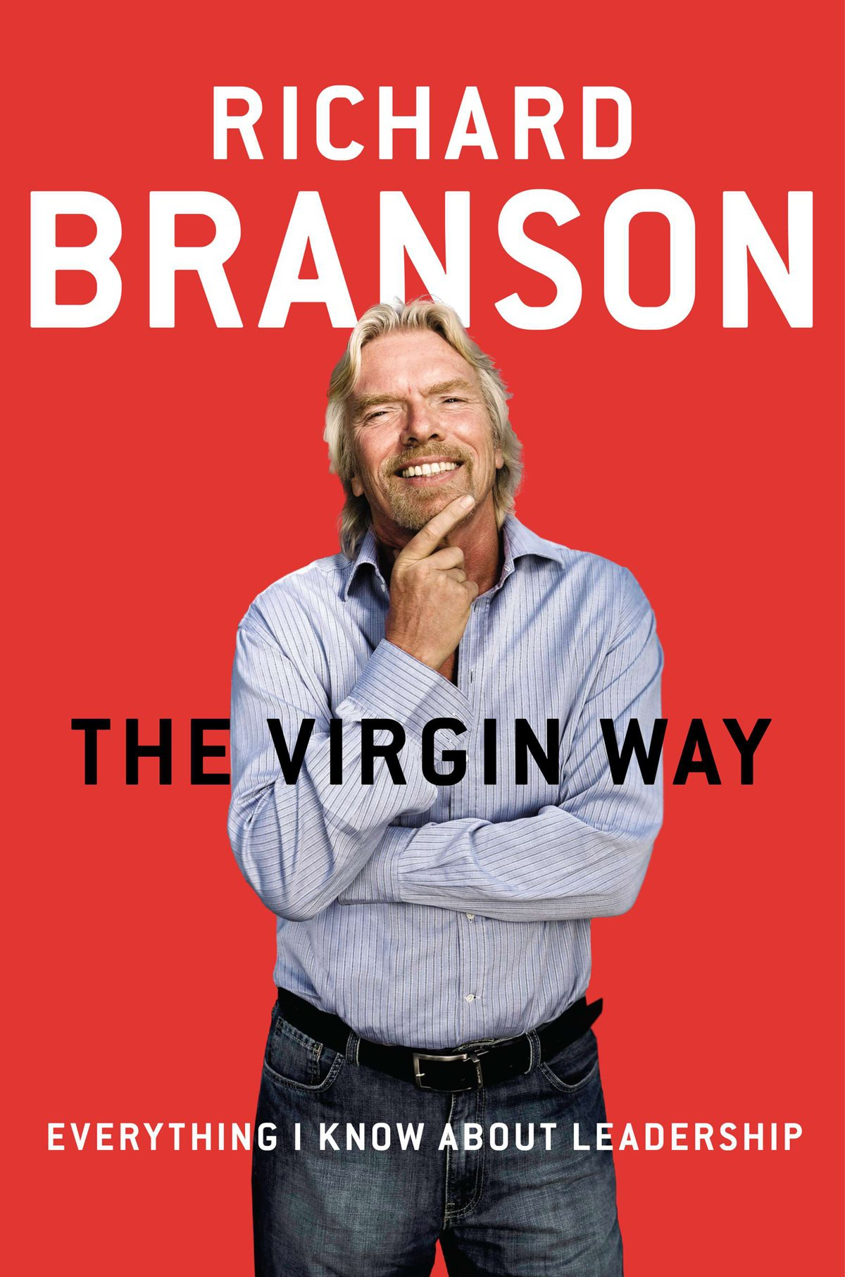 Can you use and share stories like Richard Branson?