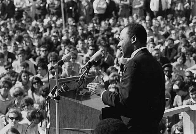 Can you influence like Dr. King?