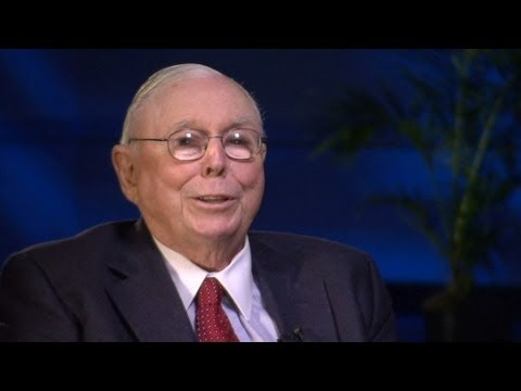 Can Charlie Munger help create your investing philosophy?