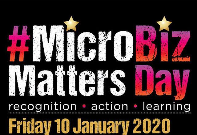 How do you celebrate MicroBizMatters day 2020?
